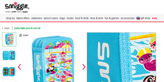 Kids stationery company, Smiggle, uses Magic Zoom Plus