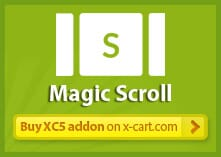 Image slider for X-Cart 5 products
