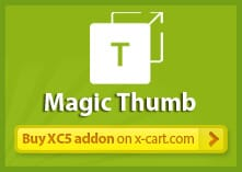 Magic Thumb for X-Cart