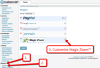 Customize the Magic Zoom plugin