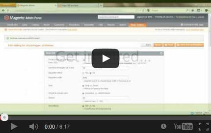 Watch how to install Magic 360 on Magento