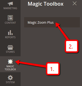 Magento Carousel Image Slider Extension - Magic Scroll