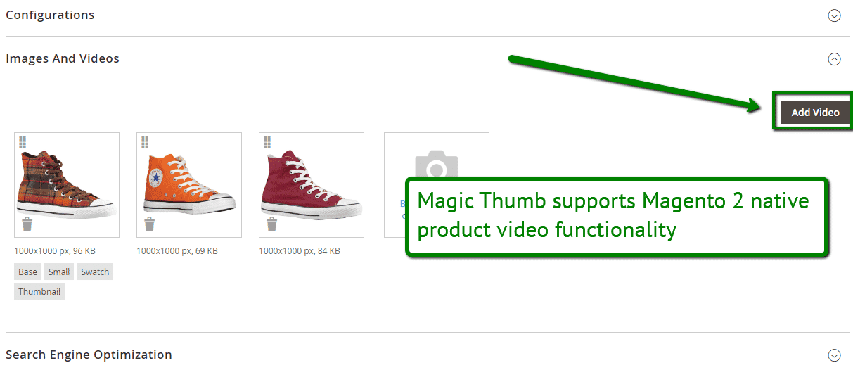 Enlarge Images (great Magento lightbox extension) - Magic Thumb