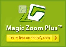 Magic Zoom Plus for Shopify