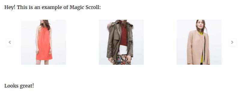 Responsive WordPress Image Slider & Carousel Plugin - Magic