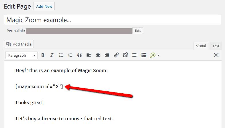 Best WordPress Image Zoom Plugin - Magic Zoom